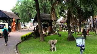 preview picture of video 'Cultural Heritage Center, Arusha, Tanzania'