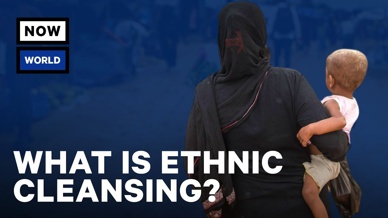 What Is Ethnic Cleansing? | NowThis World thumbnail