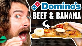 "Where in the world did these International Domino's Pizza items come from?  GMM #1782  Subscribe to GMM: https://www.youtube.com/goodmythicalmorning?sub_confirmation=1  Watch today's GMMORE: https://youtu.be/Wv1gU3rc4gk Click the bell icon so you'll know when we add a new episode!  Want more GMM? Check out these playlists: Season 16 - https://www.youtube.com/playlist?list=PLJ49NV73ttrvCQhgIj1Ovt3g0PBlO18s2 Will It? - https://www.youtube.com/playlist?list=PLJ49NV73ttrucP6jJ1gjSqHmhlmvkdZuf Taste Tests! - https://www.youtube.com/playlist?list=PLJ49NV73ttrsUefw67wH_pnEJ5KwJZ7lN  Get a copy of our novel, The Lost Causes of Bleak Creek @ http://www.bleakcreek.com  Pick up official GMM and Mythical merch at https://mythical.com and https://www.amazon.com/mythical  Don't miss our weekly podcast, Ear Biscuits: https://applepodcasts.com/earbiscuits  Join the Mythical Society: https://www.mythicalsociety.com  Follow Mythical: Instagram: https://instagram.com/mythical Facebook: https://facebook.com/mythical Twitter: https://twitter.com/mythical Website: https://mythical.com  Check Out Our Other Mythical Channels: Mythical Kitchen: https://youtube.com/mythicalkitchen Rhett & Link: https://youtube.com/rhettandlink Good Mythical MORE: https://youtube.com/goodmythicalmore  Want to send us something? https://mythical.com/contact  Submit your Wheel of Mythicality video here: http://bit.ly/GMMWheelIntroSUBMISSIONS  Intro Animation by Dana Schechter https://www.danaschechter.com/ Intro & Outro Music by Mark Byers http://www.markaholic.com/ Supplemental Music from Extreme Production Music: https://www.extrememusic.com/ Mic: 'The Mouse' by Blue Microphones https://www.bluemic.com/mouse/  Get the GMM Set Gear! * Apple AirPort Extreme: https://amzn.to/2NnIvvk * Apple iPad Pro (12.9-inch, Wi-Fi, 64GB) - Space Gray (Latest Model) - MTEL2LL/A: https://amzn.to/2NnKXlw * Guardian Industrial Products DH-CP-4 3 Channel Rubber Cable Ramp (Straight): https://amzn.to/2NdshoR * Cartoni Focus HD Fluid Head with 3 Tube Ultra-Light Tripod, Mid-Level Spreader and Soft Case - Black: https://amzn.to/2X4i7X8 * ARRI SkyPanel S60-C LED Softlight (Blue/Silver, Edison): https://amzn.to/2YgM3km * Chef-Master 90050 Professional Heat Lamp, Silver: https://amzn.to/2Xa1Wwr * Samsung UN40H5003 40-Inch 1080p LED TV (2014 Model): https://amzn.to/2NdMU4e * Sony LMDA170 17"" Production Video LCD Monitor, 16:9 Native Aspect Ratio, 1080p Resolution: https://amzn.to/2YlB9tH * Behringer Xenyx 1002 Premium 10-Input 2-Bus Mixer with XENYX Mic Preamps and British Eqs: https://amzn.to/2Yeeqzl * Elgato Game Capture Card HD60 S - Stream and Record in 1080p60, for PlayStation 4, Xbox One & Xbox 360 (Renewed): https://amzn.to/2NdOBP6 * Pyle Universal Speaker Stand Mount Holder - Heavy Duty Tripod w/ Adjustable Height from 40"" to 71"" and 35mm Compatible Insert - Easy Mobility Safety PIN and Knob Tension Locking for Stability PSTND2: https://amzn.to/2JcCpce * JBL EON612 Portable 12"" 2-Way Multipurpose Self-Powered Sound Reinforcement: https://amzn.to/2Ndluvm * Bolt 500 XT 3G-SDI/HDMI Wireless TX/RX: https://amzn.to/2J1OeSk * Voigtlaender 17,5/0,95 Nokton 17.5 mm-17.5 mm Lens: https://amzn.to/2JjUCEP * Blackmagic Design Micro Converter SDI to HDMI (with Power Supply) BMD-CONVCMIC/SH/WPSU: https://amzn.to/2J6iw6y * Panasonic H-HSA35100 F2.8 II ASPH 35-100mm Mirrorless Micro Four Thirds Mount POWER Optical I.S. LUMIX G X VARIO Professional Lens: https://amzn.to/2RAhIul * PANASONIC LUMIX Professional 12-35mm Camera Lens G X VARIO II, F2.8 ASPH, Dual I.S. 2.0 with Power O.I.S., Mirrorless Micro Four Thirds, H-HSA12035 (2017 Model, Black): https://amzn.to/2J9WH5S * Decimator Design DMON-12S 