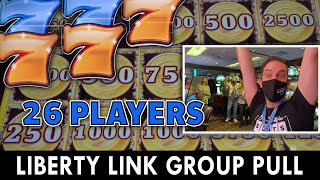 🗽 Our FIRST Liberty Link GROUP PULL 🔗 $5,200.00 with a BIG FINISH
