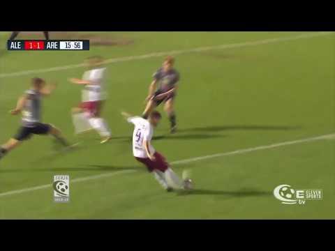Arezzo, Brunori in doppia cifra. Tutti gli 11 gol