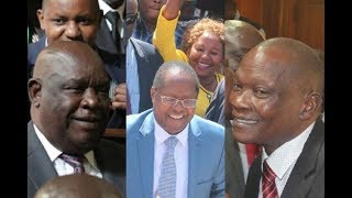 Top court saves 2 governors, MP from poll petitioners - VIDEO