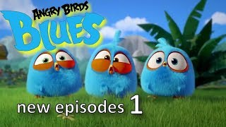 angry birds blues - मुफ्त ऑनलाइन वीडियो