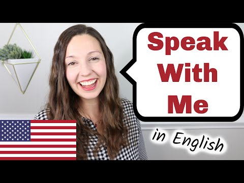 Download Speak With Me: English Speaking Practice Mp4 HD Video and MP3