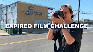 Expired Film Photography Challenge