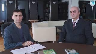 Интервью с  доктором филологических наук, профессором университета Азербайджан  Асифом Гаджиевым