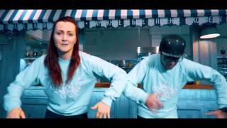 CHROMEO ft  SOLANGE - LOST Shash'u Pwrfnk remix  POPPING & LOCKING by NIZAM BIO and SONYA STOVBA HD