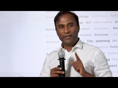 Dr. Shiva at Godrej Innovaton Center - Part 1