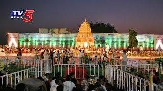 Brahmotsavams In Pittsburgh Sri  Venkateswara Temple   USA   TV5 News