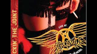 AEROSMITH - BIG TEN INCH RECORD (ROCKIN' THE JOINT)