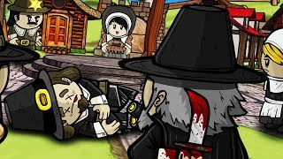 NEW COVEN EXPANSION INSANE NEW ROLES - TOWN OF SALEM MYSTERY GAME | JeromeASF