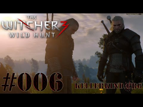 The Witcher 3 [HD|60FPS] #006 ErGREIFende Momente ★ Let's Play The Witcher 3