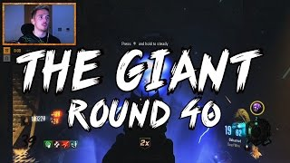 'The Giant' Easy Round 40! (Black Ops 3: Zombies)