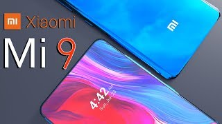 Mi 9 Introduction Concept with Pop up Dual Camera & 98% Screen to Body Ratio