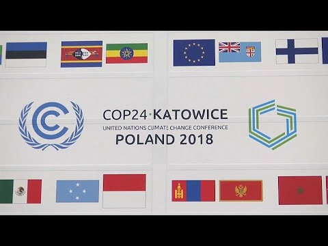 COP24: Στο Κατοβίτσε της Πολωνίας διεξάγεται η Διάσκεψη για το κλίμα…