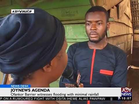 JoyNews Agenda - News Desk on Joy News (6-6-18)