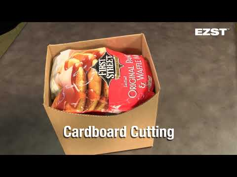 Concealed Safety Cutter - EZST Two Sided