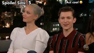Tom Holland Being A Gemini For 13 Minutes Straight