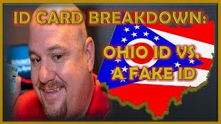 How Do You Spot a Fake ID from Ohio? Bouncer Tips (2018)