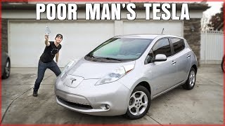 I Bought an ELECTRIC CAR for $3,800