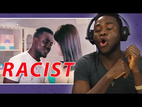 People Watch Racist Commercials
