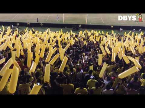 """BSC 2-1 Atl.Nacional | Recibimiento.. La Libertadores mi obsesión-Ídolo | Copa Libertadores 2017"" Barra: Zona Norte • Club: Barcelona Sporting Club"