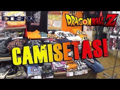 Dragon Ball Z Tienda Cospa con Camisetas, Sudaderas, Tazas, Llaveros,.. Todo Oficial!