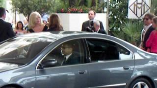 Cannes : Arrivée d'Eva à l'hôtel Martinez