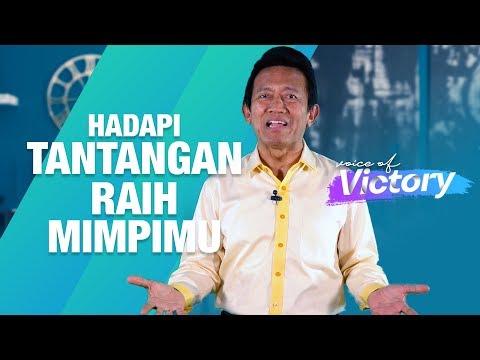 Voice of Victory - Hadapi Tantangan, Raih Mimpimu -Ps. Bob Foster