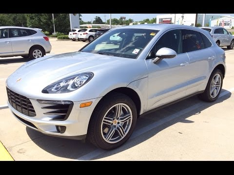 2015 Porsche Macan S Exhaust, Start Up and In Depth Review