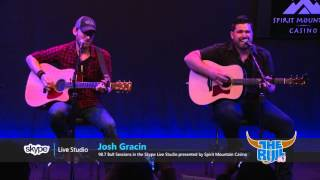Josh Gracin - Lips (98.7 THE BULL)