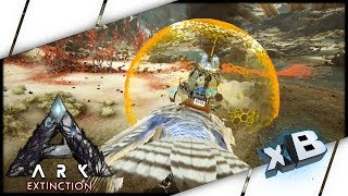 Snow Owl vs Yellow Drop! :: Noob Vs ARK: Extinction :: E20