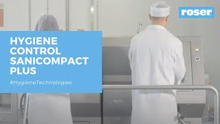INTEGRATED HYGIENE STATION SANICOMPACT PLUS