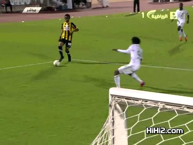 الاهلي (0 - 1) الاتحاد دوري زين السعودي