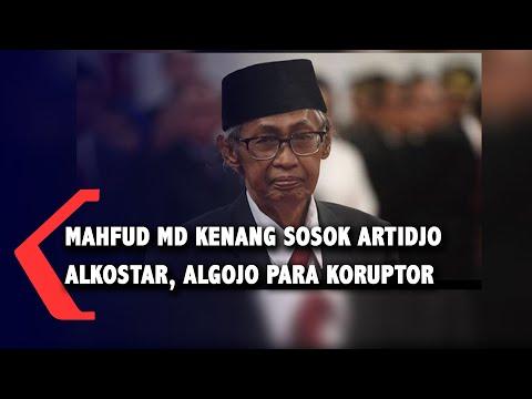 Mahfud MD Kenang Sosok Artidjo Alkostar, Algojo Para Koruptor