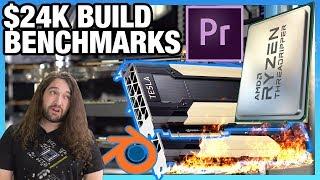 Threadripper + Dual-GPU Benchmarks: Premiere Finally Benefits from Multi-GPU