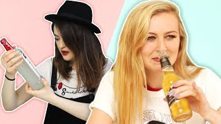 Irish People Try Their First Alcoholic Drink