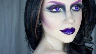 Vampy Glam Makeup Tutorial