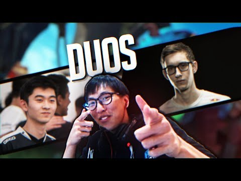 Doublelift - BACK TO TSM (DUO WITH BJERGSEN & BIOFROST)