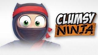 Воспитай Clumsy Ninja - Неуклюжий Ниндзя для Android