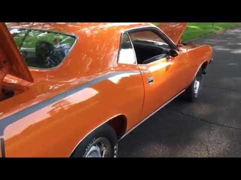 Video of '70 Cuda - Q6T9