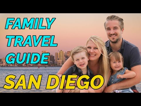 Video Ultimate San Diego Travel Tips | Sightseeing & Attractions | lifeofreilly.tv