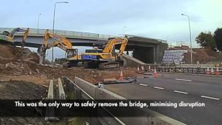 The B800 Bridge Story - Autumn 2014 - Autumn 2015