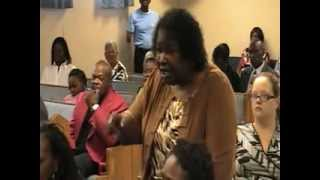 """A Mother's Wisdom Speaks VOLUMES"" at HALLELUJAH BAPTIST CHURCH"