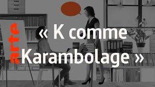 L'alphabet téléphonique - Karambolage - ARTE