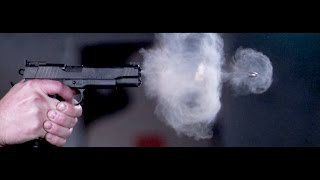 Pistol Shot Recorded At 73000 Frames Per Second