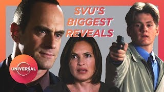 Most Shocking Moments | Law & Order SVU | This October | Universal TV