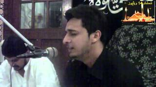 preview picture of video 'Hassan Bukhari 110812-2 at Res Syed Irfan Raza Islamabad.Punjabi Language'