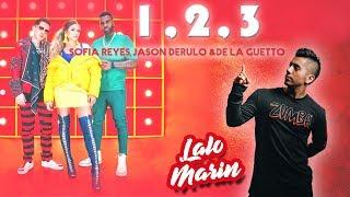 1, 2, 3   Sofia Reyes Ft Jason Derulo & De La Ghetto (Coreografia ZUMBA)  LALO MARIN