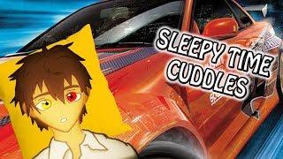 Boyfriend Roleplay ASMR - Sleepy Time Cuddles [Personal Attention] [Insomnia] (NFSU Gamplay)